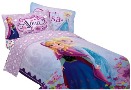 Disney Frozen Twin Comforter Set for just $43.42 + Free Shipping
