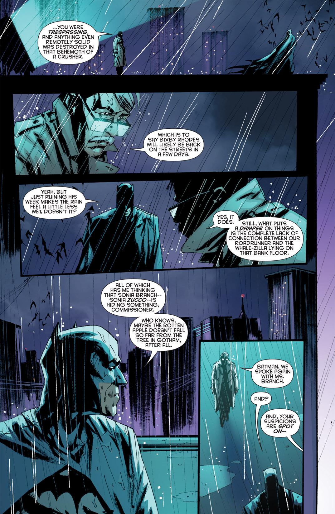 Detective Comics (1937) 877 Page 12