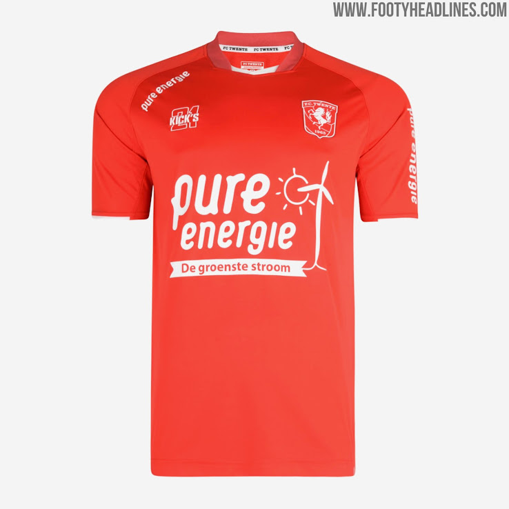 In-House Twente 19-20 Home, Away & Third Kit Released - Footy ...