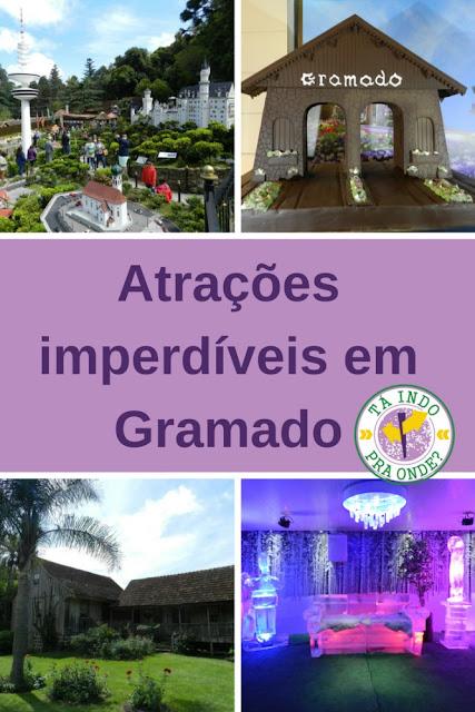 10 atrações e passeios para curtir Gramado!