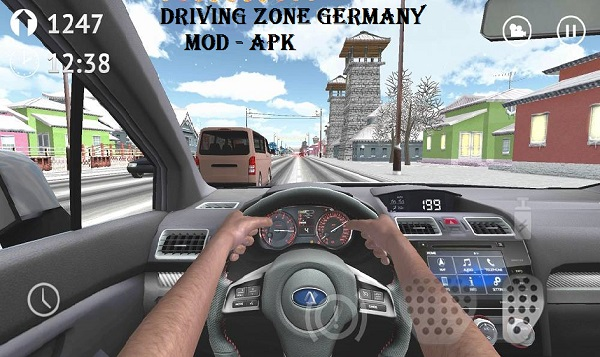 Download Driving Zone Germany Mod Apk Unlimited Money