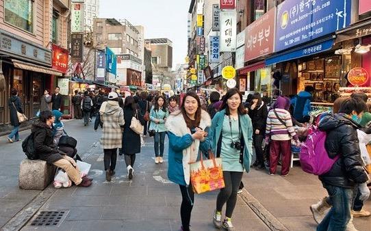 Perbezaan Korea Selatan Vs Korea Utara
