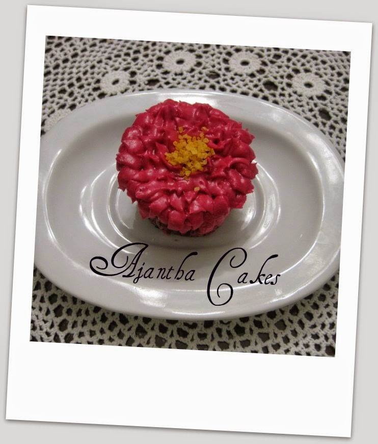 Ajantha Cakes/Cupcakes/Flower