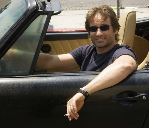 californication david duchovny hank moody porsche 964 cabriolet