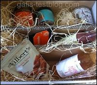 FOODIST Box vom April