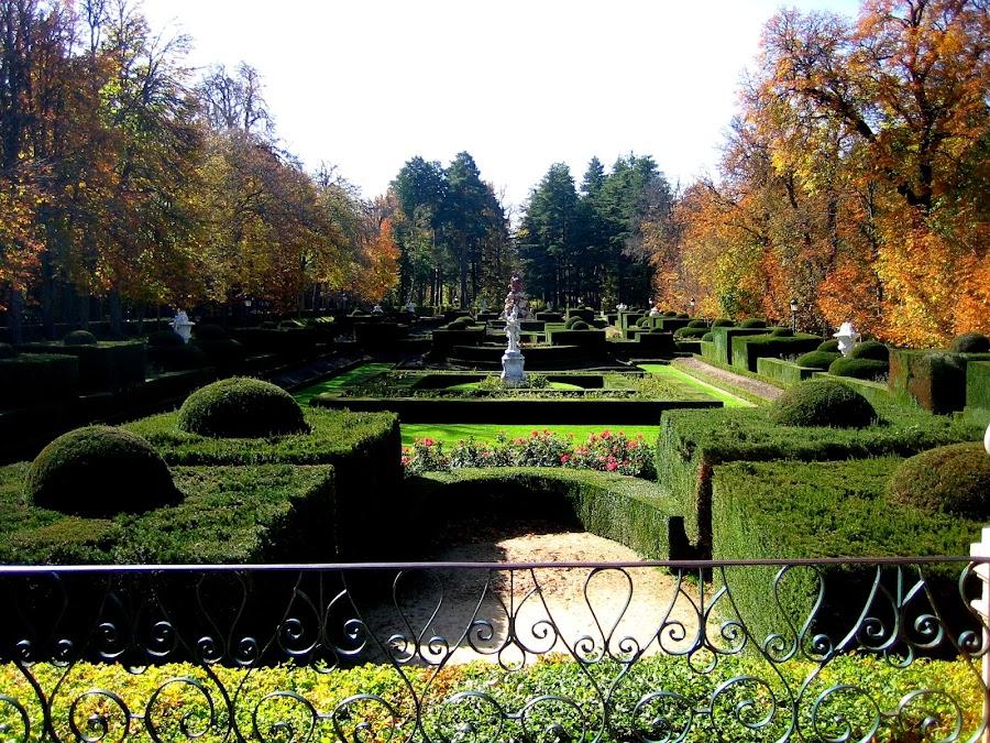 La Granja de San Ildefonso. Palacio y Jardines