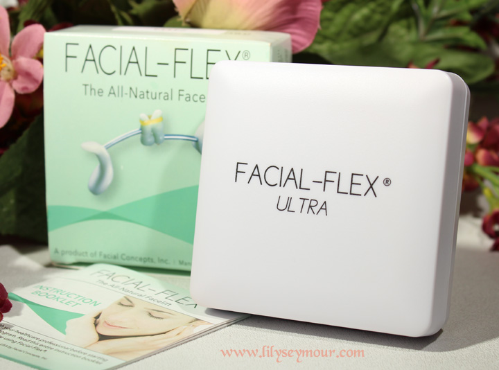 Facial flex ultra facial exercise