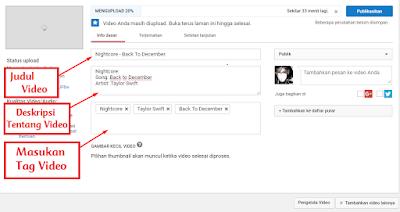 Cara Upload Video ke Youtube Cepat dan Simple 6