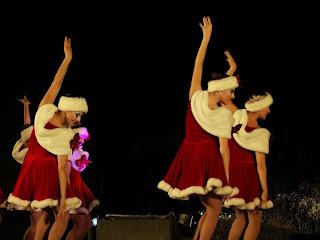 Noelas Vermelhas, Simplesmente Natal, Canela