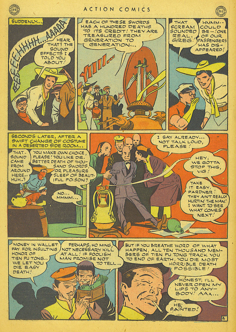 Read online Action Comics (1938) comic -  Issue #86 - 26