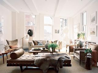 Model Ruang Keluarga Minimalis