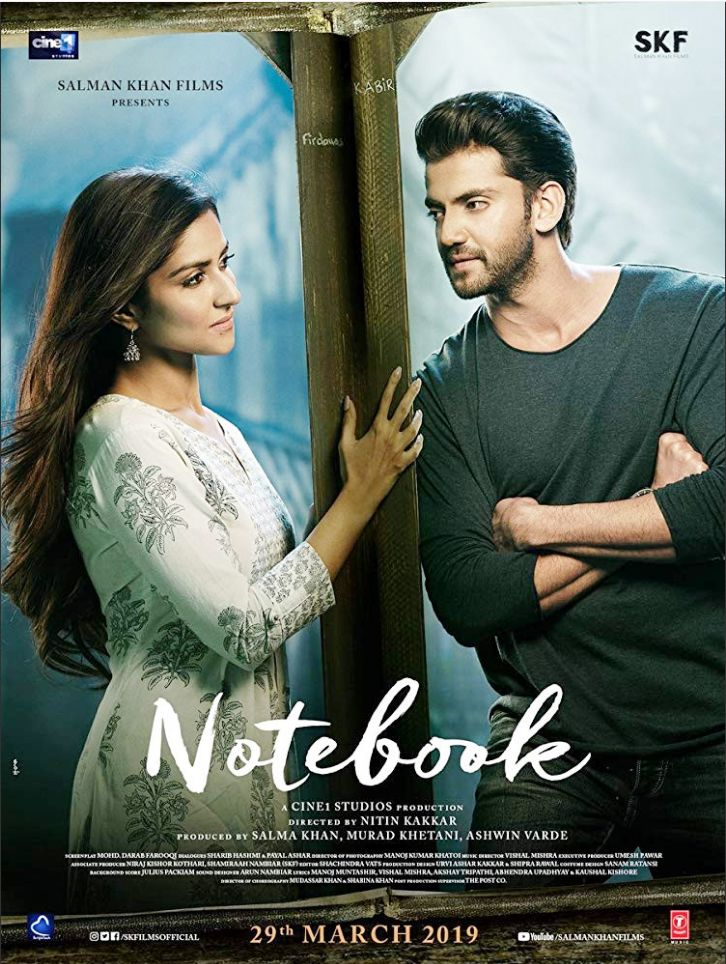 Notebook 2019 Update Print Audio Clean Hindi 720p Desi Pre Rip x264 AAC Download (Best Print)