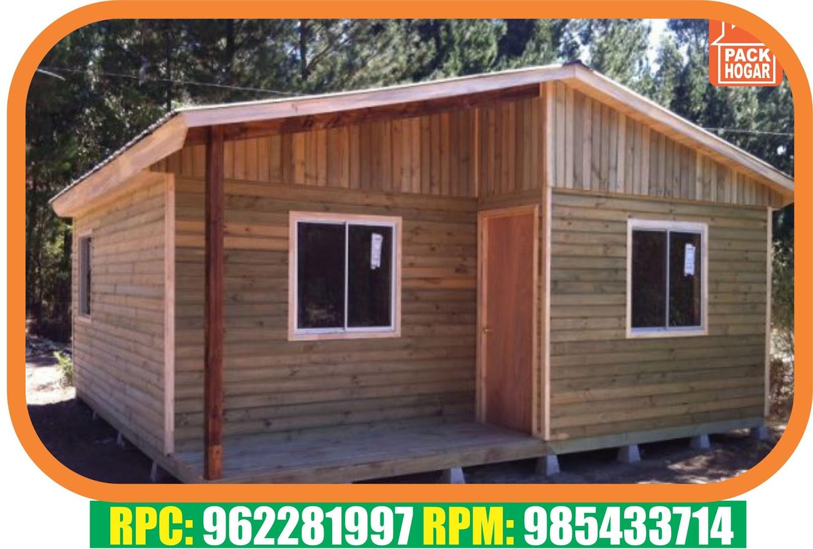 Modelos de casas de campo playa econ micos for Casas de campo economicas