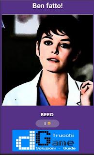 Soluzioni Guess The Grey's Anatomy livello 39