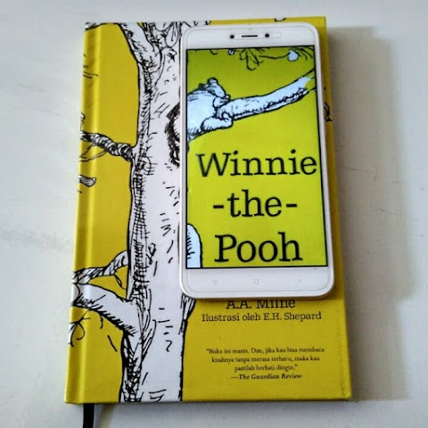 Review: Winnie The Pooh - A.A. Milne