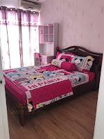 Căn hộ 117m2 Flemington - phòng ngủ cho bé
