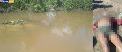 Menina de 14 anos é encontrada morta em rio de São Bernardo-MA