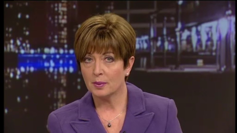Uk Regional News Caps Gaynor Barnes Itv Yorkshire