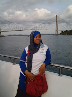 MV. Sea View mini cruise Batam