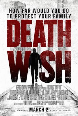 Sinopsis Death Wish (2018)