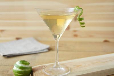 Tequini là Martini pha bằng tequila
