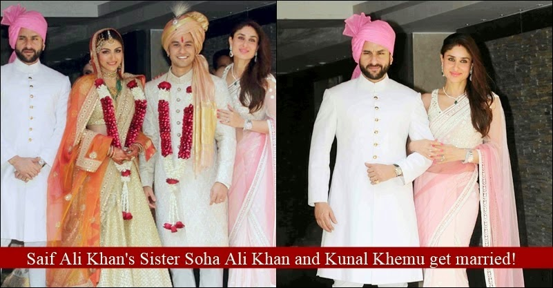 The Wedding A Private Affair Took Place At Their Khar Residence In Presence Of Registrar And Family Members