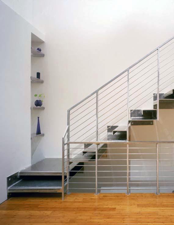 Gambar Desain Tangga Rumah Minimalis - AreaRumah.com
