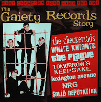 """The Plague"" auf The Gaiety Records Story"