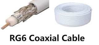 Kabel Coaxial RG-6 / Cable Coaxial RG-6