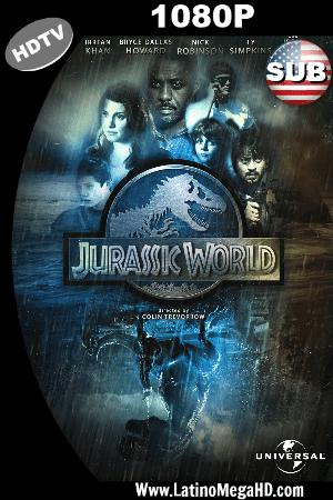 Mundo Jurásico (2015) Subtitulado HDTV 1080P ()