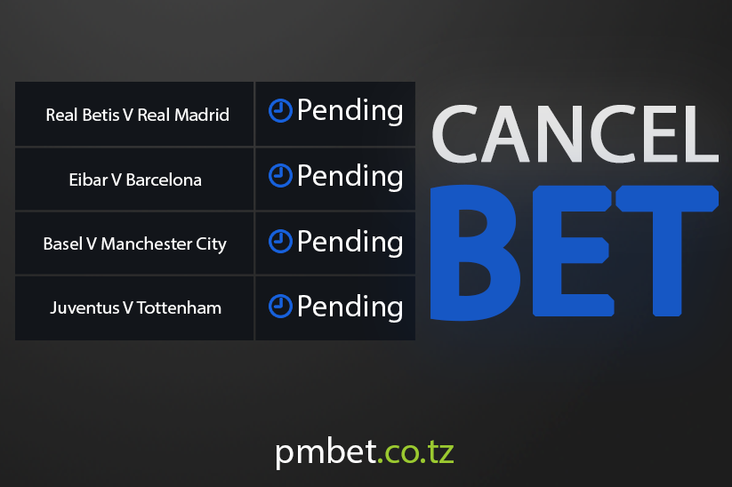 Cancel-Bet