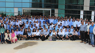Infosys Gurgaon Concludes its First SPARK Program