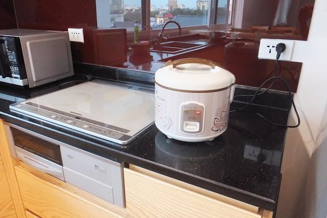 ricecooker 炊飯器