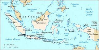 Letak Geologis Wilayah Negara Indonesia