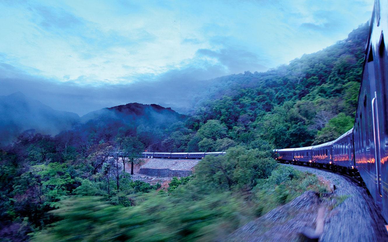 CRÓNICA FERROVIARIA: India: El tren Deccan Odyssey es escogido como ...