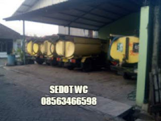 Sedot WC Berbek Industri Surabaya