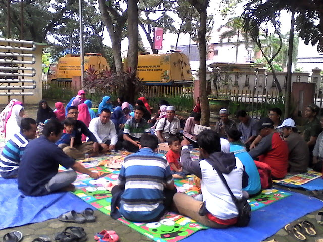 Jalin Silaturrahim, PKS Medan Barat Gelar Pengajian Akbar
