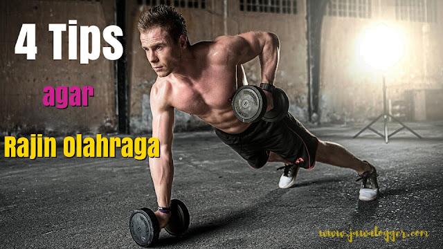 tips rajin olahraga