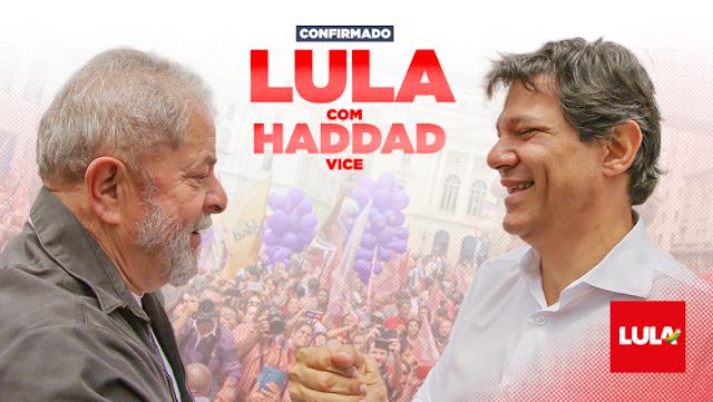 Ibope aponta que Haddad venceria Bolsonaro no 2º turno