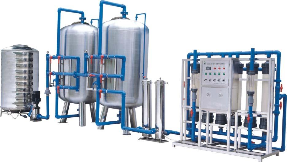 Aqua Pure Water Filtration System