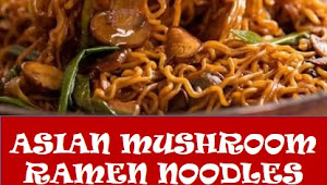 #recipe #food #drink #delicious #family #Asian #Mushroom #Ramen #Noodles