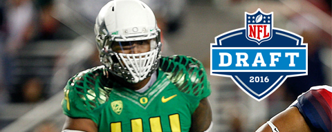 NFL Draft 2016 DeForest Buckner