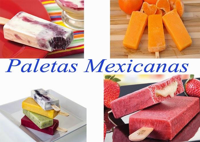Receita de Paleta o famoso sorvete de origem Mexicana
