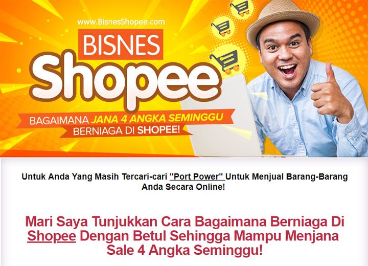Panduan Lengkap Cara Berniaga di Shopee