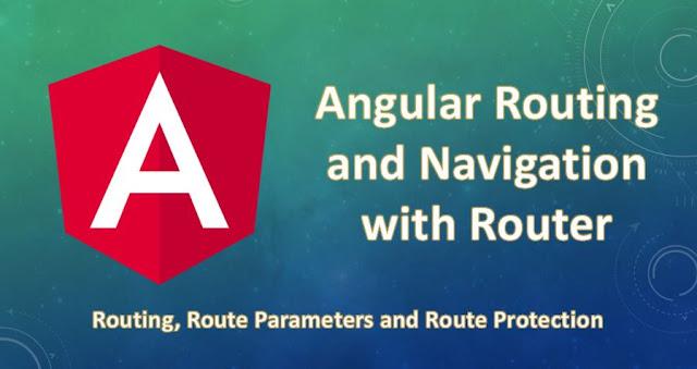 angular 5 routing