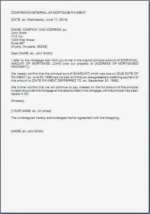 Confirmation Letter Format For Bank
