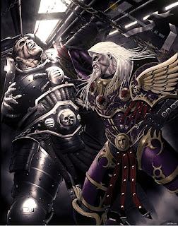 """Reseña de """"The Horus Heresy vol. 33 - La Guerra sin Fin"""" - Timun Mas"""
