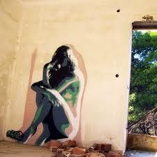 pintura de una mujer