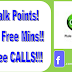 Glo Talk Point, Talking for Points And Points for Rewards!
