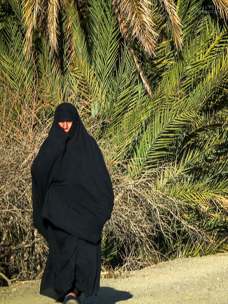 burka kobieta sahara maroko
